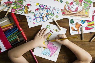 loisirs créatifs enfant